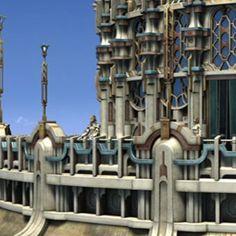 Royal palace of Rabanastre, Final Fantasy XII
