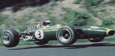 Jim Clark, Lotus 49, 1967 German GP