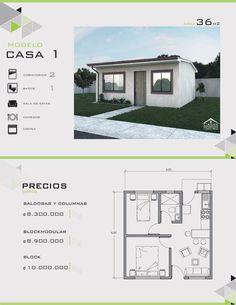 Modelos y Diseños de Casas de Un Piso Costa Rica