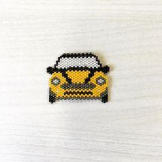 Et pour finir la série voitures... Une mini jaune d'or ✨ Bon week-end IG #miyuki…
