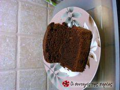 Νηστίσιμο κέικ σοκολάτα λαχταριστό Vegan Recipes, Pudding, Cake, Desserts, Food, Tailgate Desserts, Deserts, Vegane Rezepte, Custard Pudding