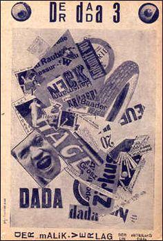raoul hausman dada work   Sami Samer: Raul Hausmann & Kurt Schwitters & the German Dadaism in ...