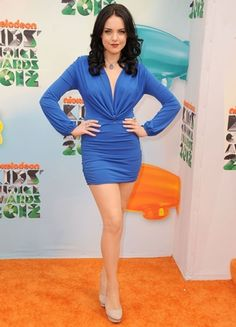 Elizabeth Gillies Photos - Actress Elizabeth Gillies attends Nickelodeon's Annual Kids' Choice Awards held at Galen Center on March 2012 in Los Angeles, California. Elizabeth Gillies, Liz Gilles, Bilal Hassani, Belle Silhouette, Non Blondes, Bikini Pictures, Beautiful Celebrities, Jade West, Sexy Legs