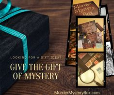 Let Dad put those detective skills to the test. Using the journal and clues, he can solve the case. MurderMysteryBox.com . . . . . . #mystery #murdermystery #murdermysterybox #mysterybox #murderbox #killerbox #subscription #murdermysterysubscription #subscriptionbox #investigate #adventure #subscribe #detective #clue #evidence #interactive #solve #case #crime #cozymystery #journal #freeshipping #gift #giftideas #adventures #reading #books Cozy Mysteries, Mystery Box, Reading Books, Happenings, Investigations, Fathers Day Gifts, Detective, Crime, Monogram