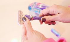 Beauty Routine Favorite: How to Shave with the Gillette® Venus Swirl™