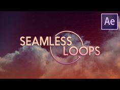 After Effects Tutorial - Seamless Loops - YouTube