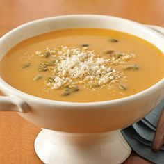 curried butternut squash soup | food | pinterest | curried