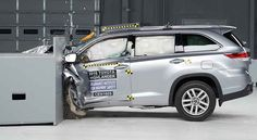 Toyota Highlander 2016, TOP SAFETY PICK+ en seguridad - http://autoproyecto.com/2016/02/toyota-highlanders-2016-top-safety-pick.html?utm_source=PN&utm_medium=Vanessa+Pinterest&utm_campaign=SNAP