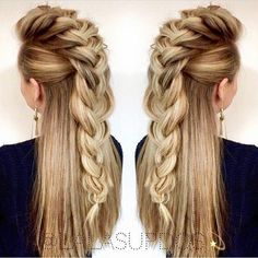 Peinados ponytail