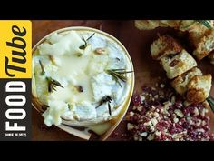 Beautiful Baked Camembert   Cheese Recipes   Jamie Oliver Recipes