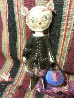 Soft doll by Beata Jarmolowska