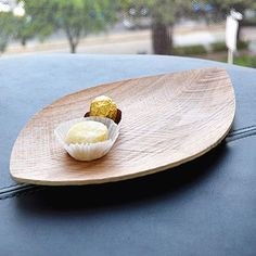 4 pieces for a lot Solid Wood Dish Plates Food Wooden Trays with Ash Finished