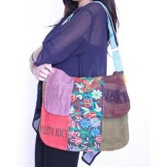 @Overstock - This attractive three panel jute embroidered messenger style bag is good for on the go, whether its books, laptop or even your personal belongings. This unique bag is one of our best sellers. Colors Vary Slightly with each order.http://www.overstock.com/Worldstock-Fair-Trade/Multi-color-Embroidered-Messenger-Bag-Nepal/6700146/product.html?CID=214117 $51.99