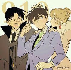 유사쿠,신이치 ,유키코