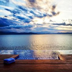 Amazing hotel pool at Ponta dos Ganchos Exclusive Resort Governador Celso Ramos Brazil.  This exceptional luxurious 5-star resort has been rated as one of the best luxury resorts of the world. The resort features 25 sophisticated bungalows carefully distributed around a private peninsula that is washed by the beautiful waters of the Emerald Coast. Photo by @pontadosganchos  #welovehotels #wonderfulhotel #beautifulhotels
