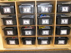 11 MATH CENTERS are detailed here with the focus on NUMBER SENSE  0-5 from The Daily Cupcake....a Kindergarten Blog