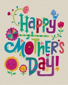Happy mothers day mom images for mother. These beautiful mothers day pictures will be very special to dedicate to your momma on her special day.