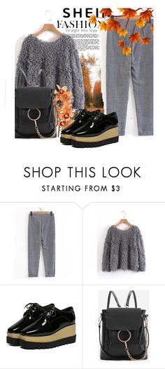 """SHEIN - Trendy"" by saaraa-21 ❤ liked on Polyvore featuring WithChic, Sheinside, shop, polyvorefashion and shein"