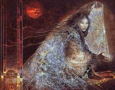 ~* The Spider, Bringer of BALANCE of Physical & Spiritual...and The Moon! | Lightworkers.org