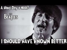 The Beatles - I Should Have Known Better (Subtitulada)