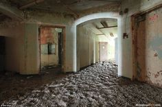 Creedmoor Psychiatric Center 25 | Building 25 at Creedmoor Psychiatric Center in Queens, New York was ...