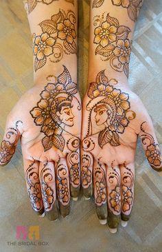 5 Spellbinding Henna Heart Designs That Celebrate Love