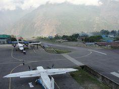 Everest Base Camp Trek Part I: Lukla to Namche Bazaar