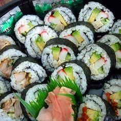 How to: California Roll