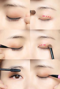 KOREAN Asian Fresh SPRING MAKEUP LOOK DIY Beauty TUTORIAL    ⭐️⭐️ www.AsianSkincare.Rocks