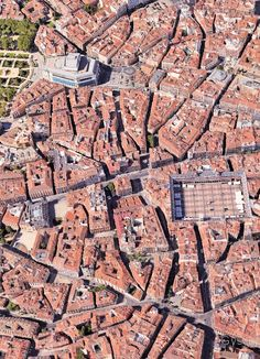 The old Madrid of the Austrias, a maze of streets, alleys, plazas and small squares, Madrid, Spain