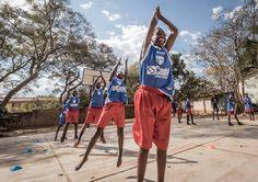 Anche la #Castel è a Monze in Zambia per una magnifica iniziativa, che vede il basket e l'azienda solidali con la lodevole iniziativa di Bruno Cerella, campione di basket dell'Olimpia Milano! Ecco le nostre maglie della scorsa stagione indossate dai bambini futuri cestisti durante il loro allenamento! #Castel #Basket #Zambia #Carugate #SlumsDunkOnlus #onlus