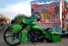 Sinister Industries Bad Ass Baggers