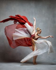Charlotte Landreau Martha Graham Dance Company | Dresses by Leanne Marshall | Blog — NYC Dance Project (2)