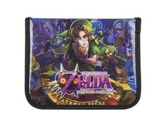 This case would look really nice with my Limited Edition Majora's Mask New 3DS XL :))))