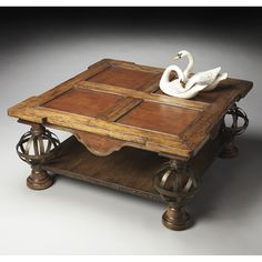 Have to have it. Butler 2370120 Coffee Table - Mountain Lodge - $2149 @hayneedle