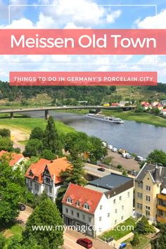 Meissen is a picturesque town including the impressive castle. It is famous for the manufacture of porcelain and surrounded by vineyards of the Elbe valley. Check out this Porcelain City Walking Tour. #meissen #meißen #meissenoldcity #altestadt #germany #dresden #porcelain #europe #elbe #traveltips #travelblogger #destination #daytrips #weekendtrip #德国 #Deutschland #roadtrip #thingstodo #familywithkids #familytravel Europe Destinations, Places In Europe, Europe Travel Guide, Amazing Destinations, Travel Guides, European Travel, European Trips, Germany Travel, Germany Europe