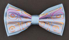 7f1b5c79953f Bow Ties : W160BT-17   Blue Bow Tie Blue Bow Tie, Bow Ties