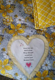 Quilt name tag Quilting Quotes, Quilting 101, Hand Quilting, Machine Quilting, Quilting Projects, Quilting Designs, Rag Quilt, Children's Quilts, Shirt Quilt