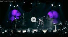 Konzert der Prog-Rocker SAGA in der ausverkauften Zeche Bochum samt Interview mit Frontmann Michael Sadler.