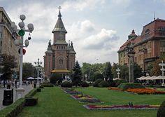 Cities In Europe, Timisoara Romania, Dolores Park, Beautiful Places, Public, City, November, Electric, Travel