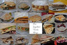 Veggie Fries, Veggie Stir Fry, Sandwiches For Lunch, Sandwich Recipes, Nutella Cream Cheese, Tofu Wraps, Spinach Tortilla, Roast Zucchini, Whole Wheat Tortillas