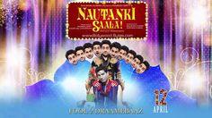 First Look Poster - Nautanki Saala - Feat. Ayushmann Khurrana, Kunaal Roy Kapur