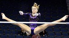LSU's Morrison Garners NCAS Award Lsu Gymnastics, Female Gymnast, Sports Women, Ballet Skirt, College, Gymnasts, Image, Nice, Food