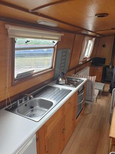 Here are some of the internal shots of Ro Jo.  For more information please click the link. Canal Boat Holidays, Boats For Sale, Heating Systems, Shots, Link