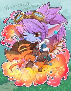 Tristana Dragon Trainer