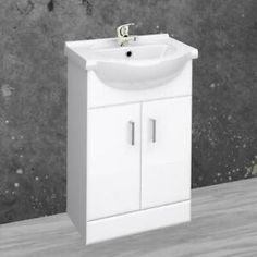 White Cabinets & Cupboards for sale | eBay Bathroom Sink Vanity Units, Cupboards For Sale, White Cabinets, Ebay, White Dressers, White Cabinet, White Cupboards