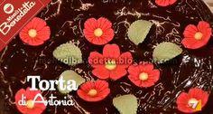 Torta di Antonia | la ricetta di Benedetta Parodi