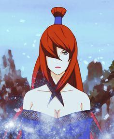 Mei Terumi - Fifth Mizukage.
