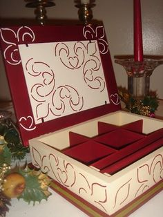 Possible design for jewelry box