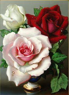 jpg) The post dreamies.jpg) appeared first on Blumen ideen. My Flower, Pretty Flowers, Flower Art, Flower Power, Arte Floral, Rose Images, Beautiful Paintings, Beautiful Roses, Watercolor Flowers